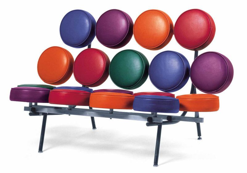The Marshmallow, by George Nelson (Vitra).