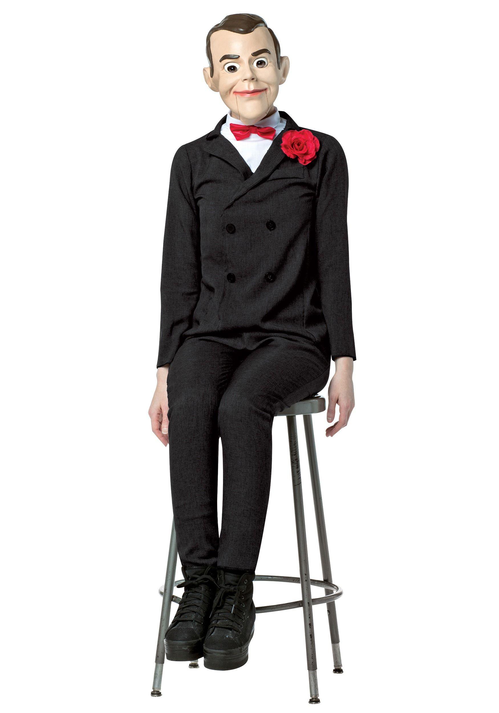 Boys Goosebumps Slappy Costume | Book character ideas | Pinterest ...