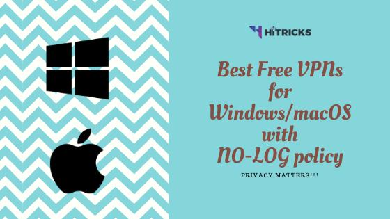 Best Free No Logs Vpn Providers For Windows Macbook Vpn 3 Month Browse The Internet Through Vpn Vpn Vpnnetwork Bestvpn W Best Vpn Free Windows