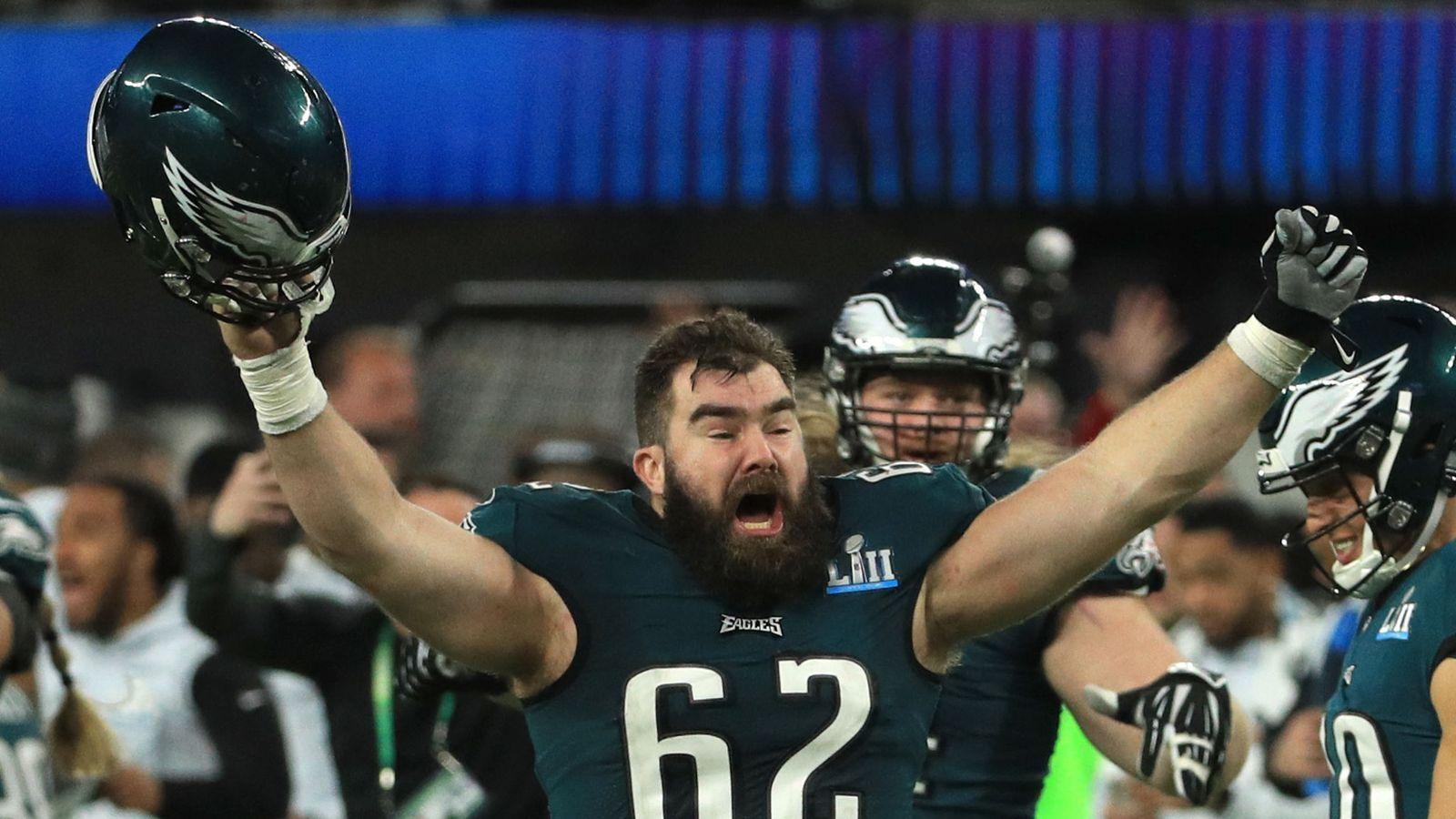 How do you prepare for a Super Bowl? National Football