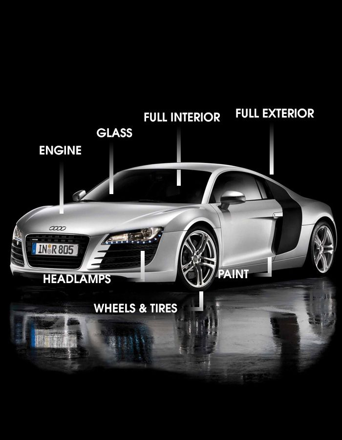 Hicare s premium car cleaning is one of a kind service - Interior and exterior car detailing ...