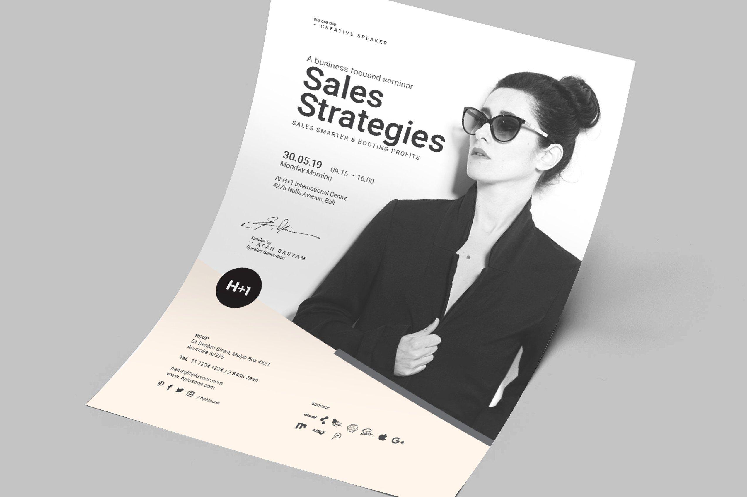 Seminar Posters Poster Design Design Template Poster Template