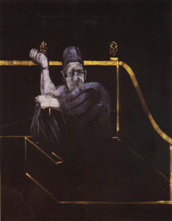 Francis Bacon, Study for Portrait VIII, 1953