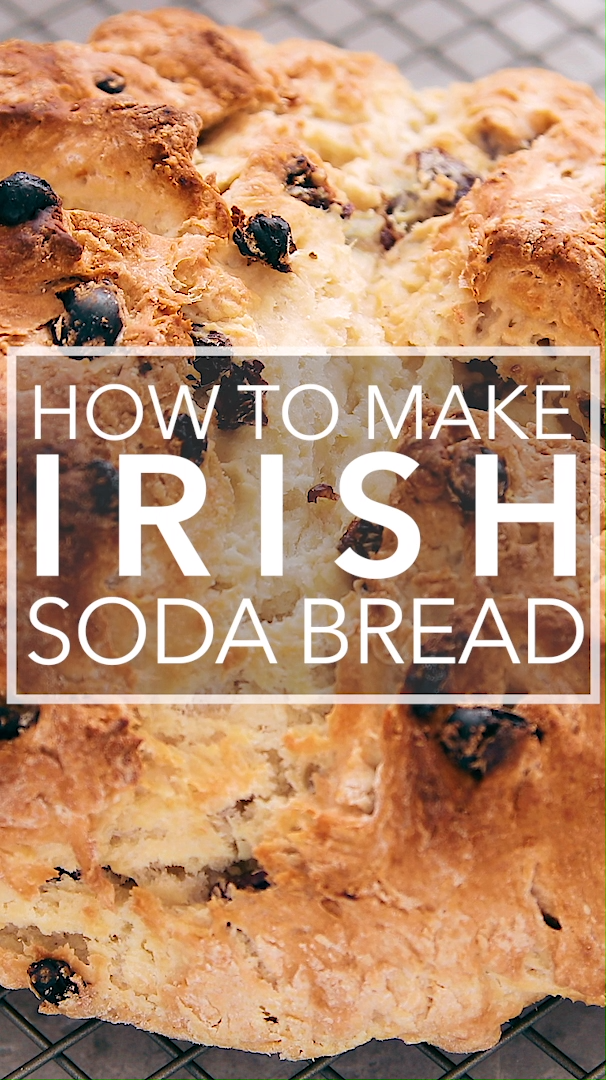 Irish Soda Bread Recipe Simplyrecipes Com Video Recipe Video In 2020 Irish Recipes Soda Bread Irish Soda Bread Recipe