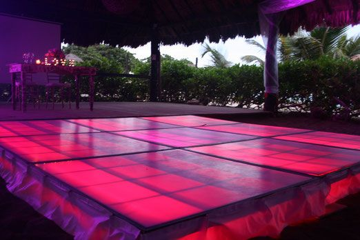 The bes wedding dj services in Cancun!