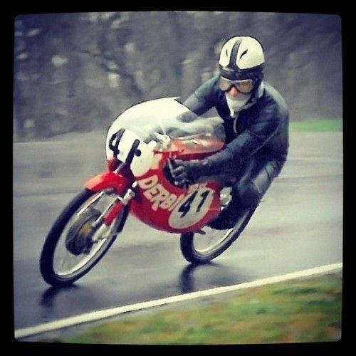(Moto)GP.Angel Nieto, Nurburgring, 1970