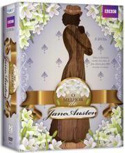 O Melhor de Jane Austen - BBC - 8 DVDs
