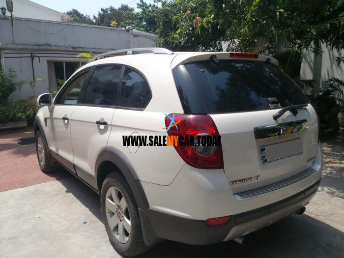 Second Hand Chevrolet Captiva For Sale In Odisha At Salemycarday