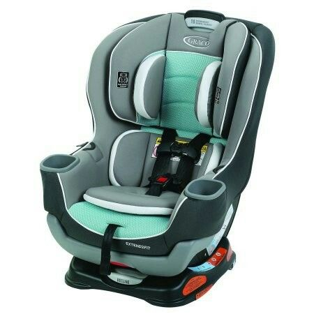 Graco Extend 2 Fit Color Spire Up To 4 Yrs Old Baby Car Seats Car Seats Best Convertible Car Seat