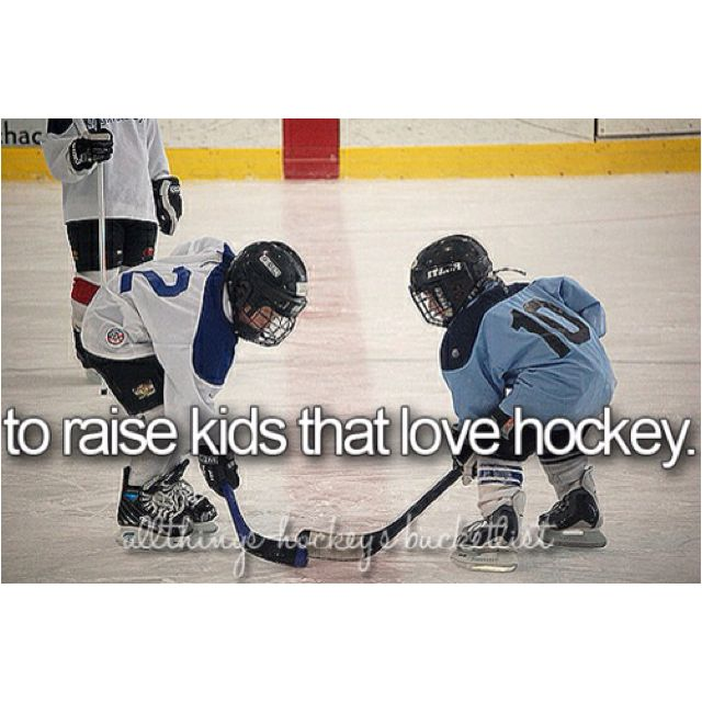 A Must I M Gonna Have Little Hockey Players My Little Boys And Girls They Re Gonna Be Tough Hockey Baby Hockey Girls Hockey Mom