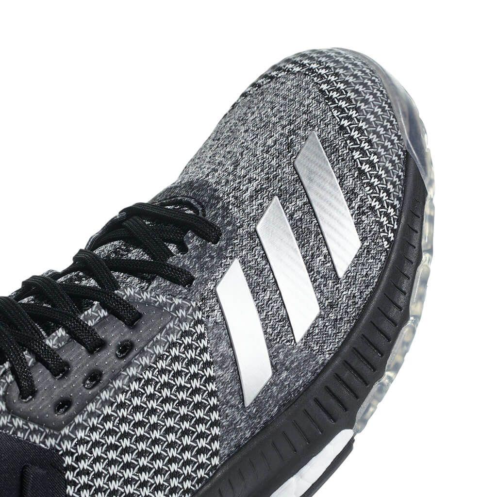 Adidas Crazyflight X 2 Handballschuhe blacksilver