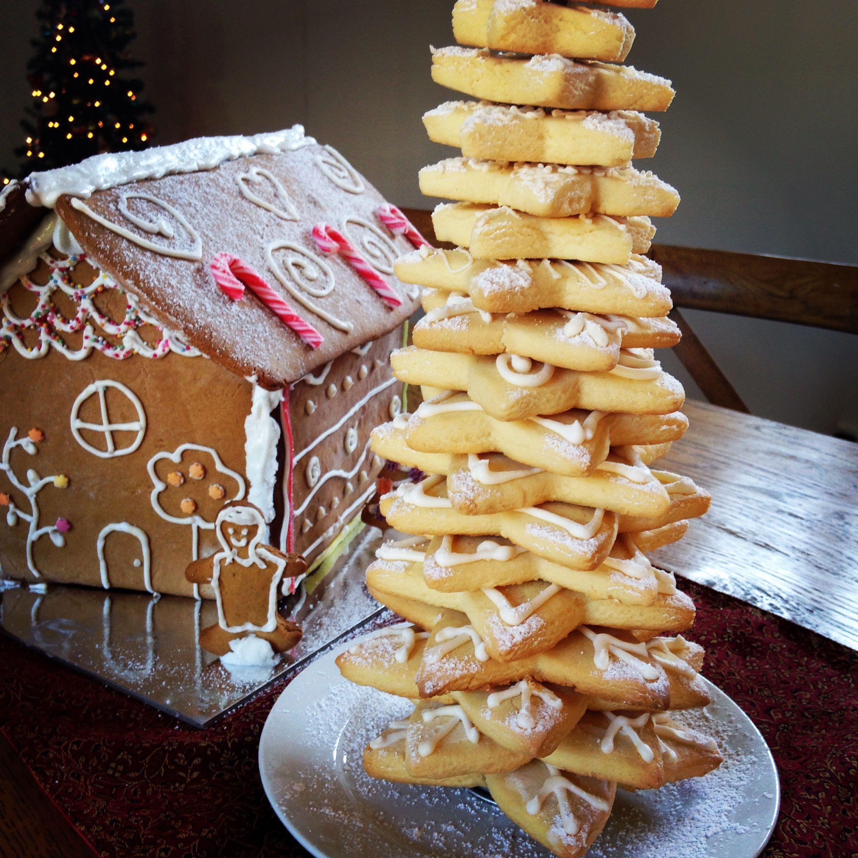 Star Cookies Christmas Tree. $25