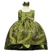 Perfect baby Scarlett dress!