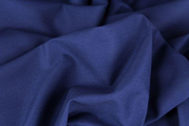 Baumwollstoff in blau von Swafing **ÖkoTex Standard 100