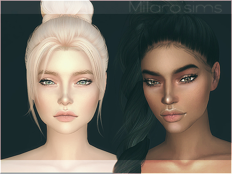 Top 10 Best Sims 4 Realistic Skin Overlays The sims 4 skin Sims