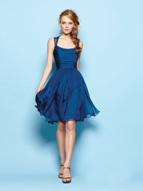 Mini vestidos de gasa