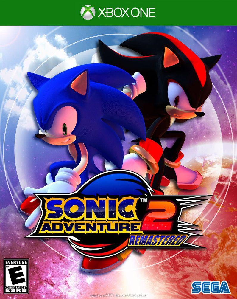 Sonic Adventure 2 Remastered Fan Art Sonic Adventure Sonic Sonic Adventure 2