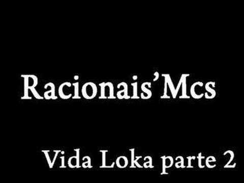 Racionais Mc S Vida Loka Parte 2 Com Imagens Racionais Mc