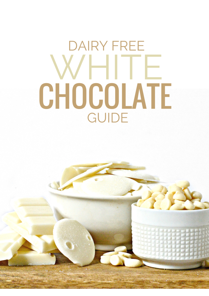 Dairy Free White Chocolate Guide Fork And Beans Dairy Free White Chocolate Dairy Free White Chocolate Chips Vegan White Chocolate