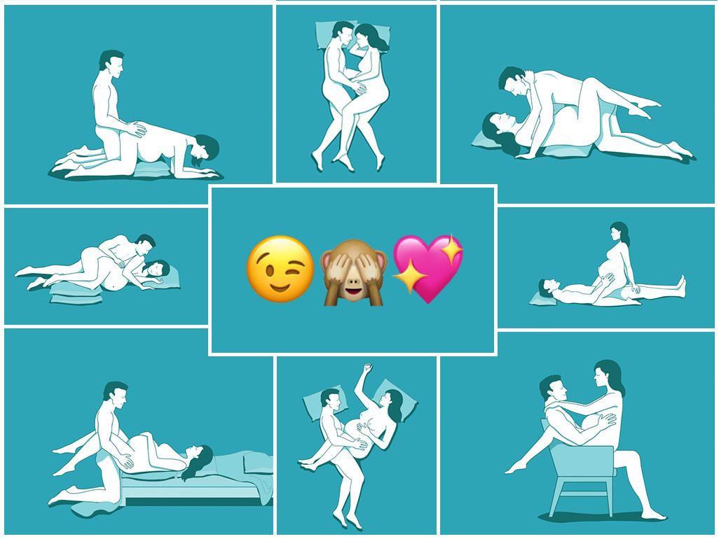 Positions pregancy sex