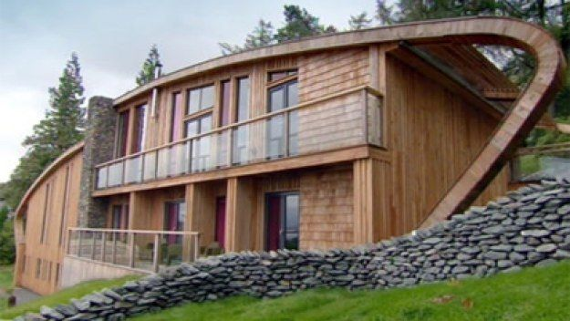 lake district. taken from the Grand Designs programme channel 4 ...
