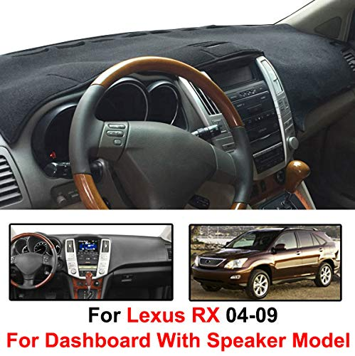 Lexus Rx 300 330 350 2004 2009 Dash Cover Mat Best Price Oempartscar Com Dashboard Covers Lexus Cover