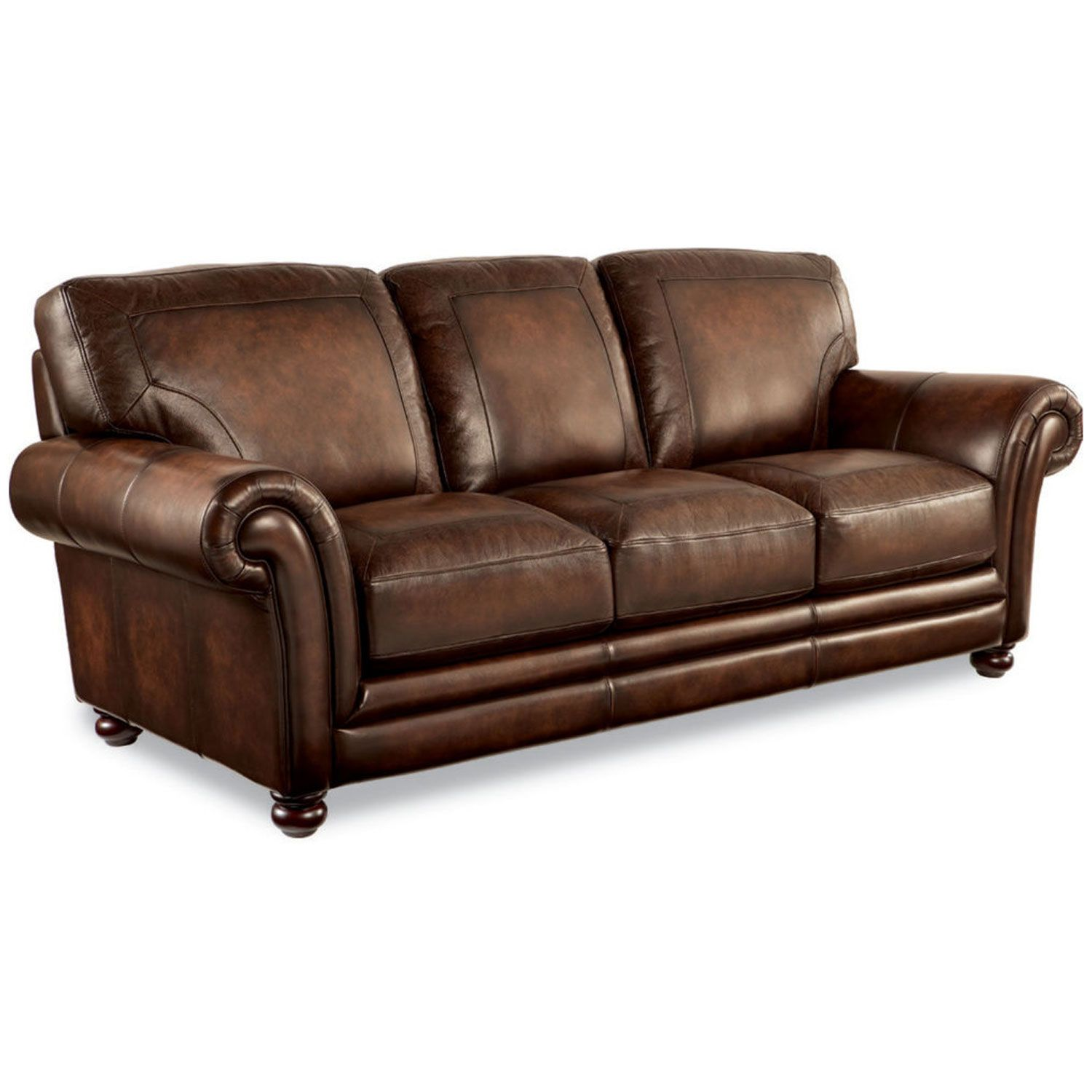 Furniture Lazyboy Sofas With The Ideal Design For Leather Sofa At Your Home  Comfortable Lazyboy Sofas