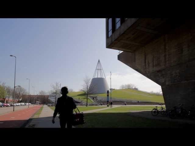 Video: Mecanoo's TU Delft Library