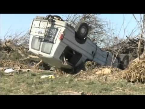 Illinois Storm:  Horrific Tornado Leaves Death and Wreckage In Its After...