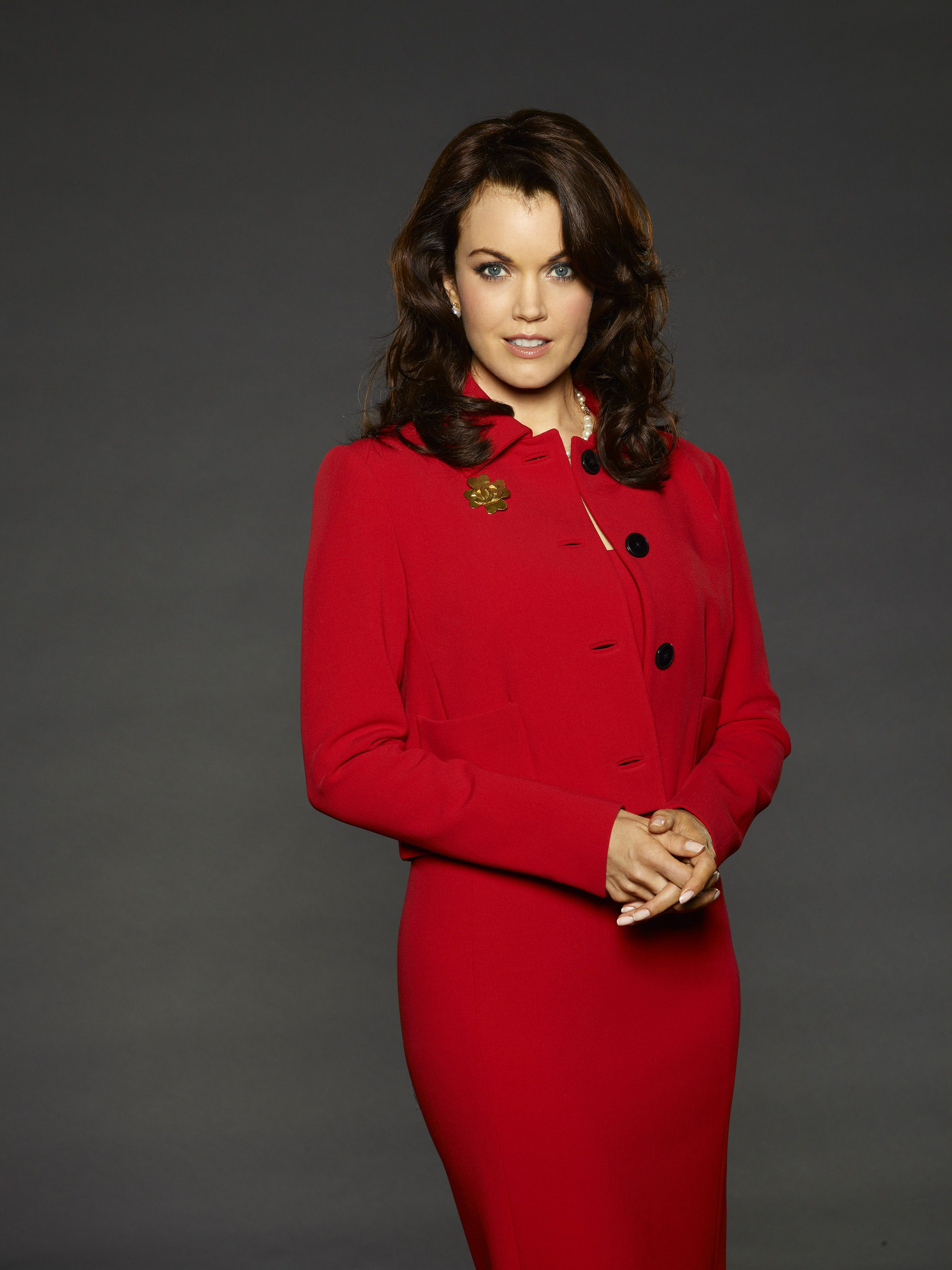 Bellamy Young As Mellie Grant On Scandal Season 3