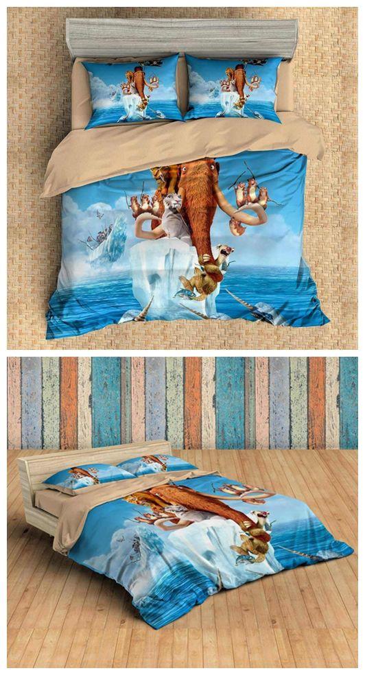 Ice Age Duvet Cover Set Bedding Sets Comforter