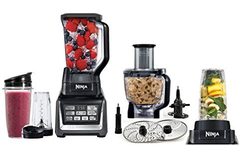 Nutri Ninja Mega 1500 Watts Kitchen System Blending And Food
