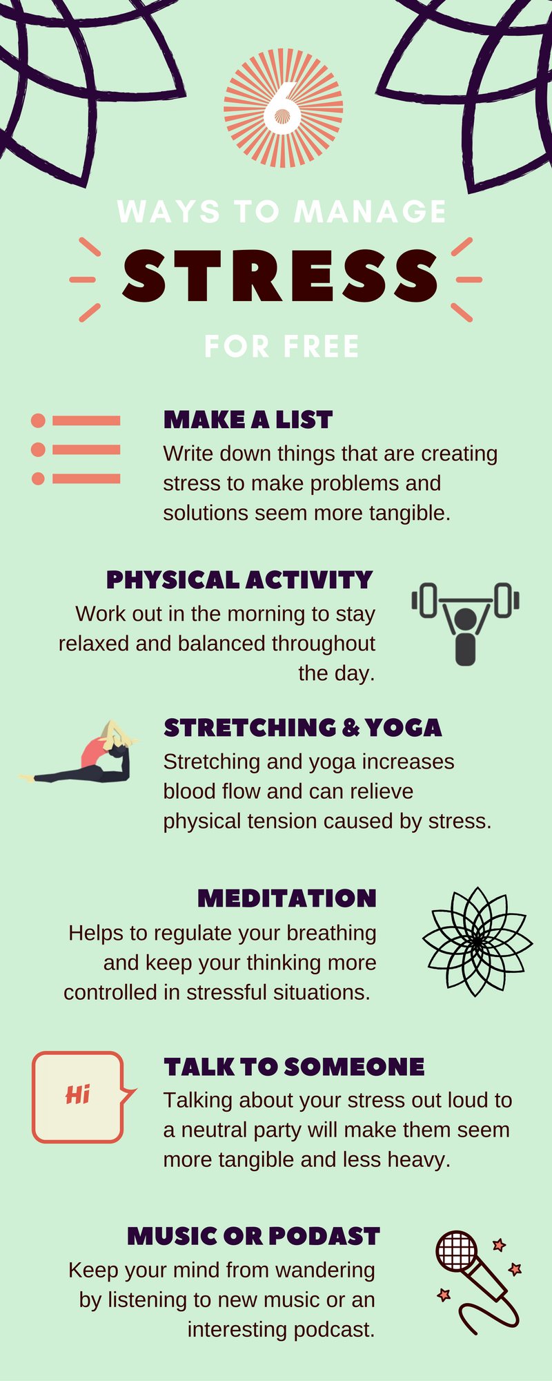 How To Manage Stress Feeling Signs, Symptoms, or Causes