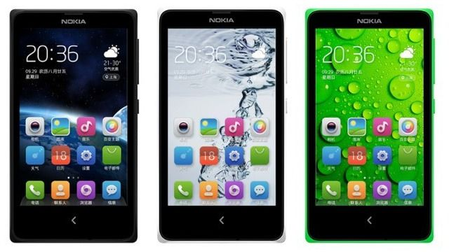 Next generation Nokia X-Series Android smartphone to have