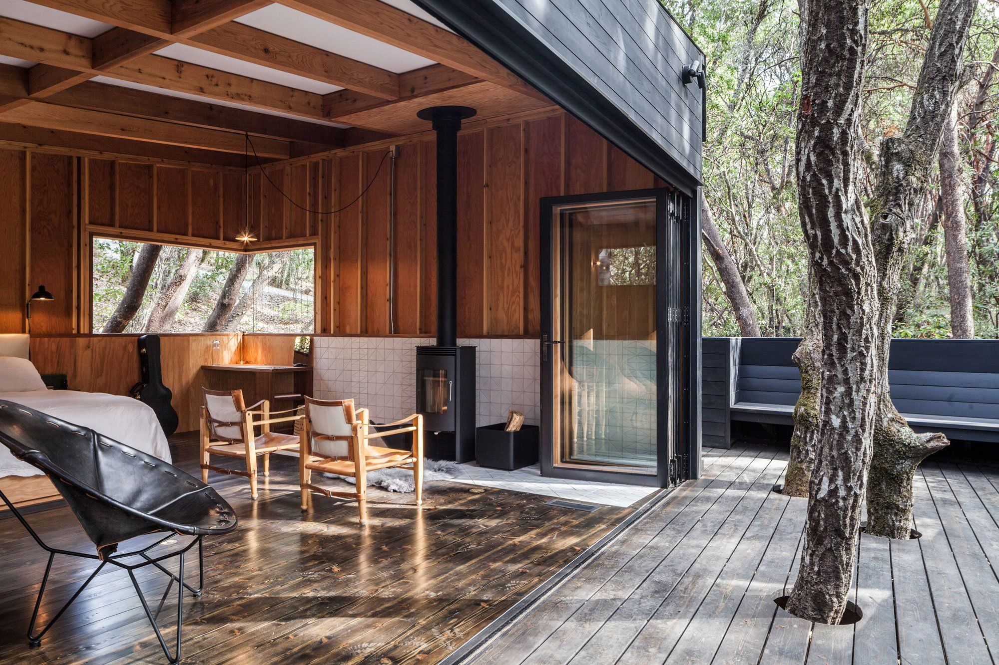 Forest House By Envelope A + D | Envelopes, House and Barn