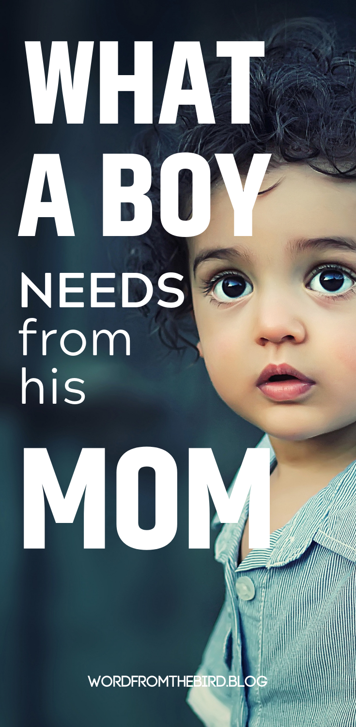 Photo of What a boy needs from his mother – 5 things your son has to do for you – Word fr…