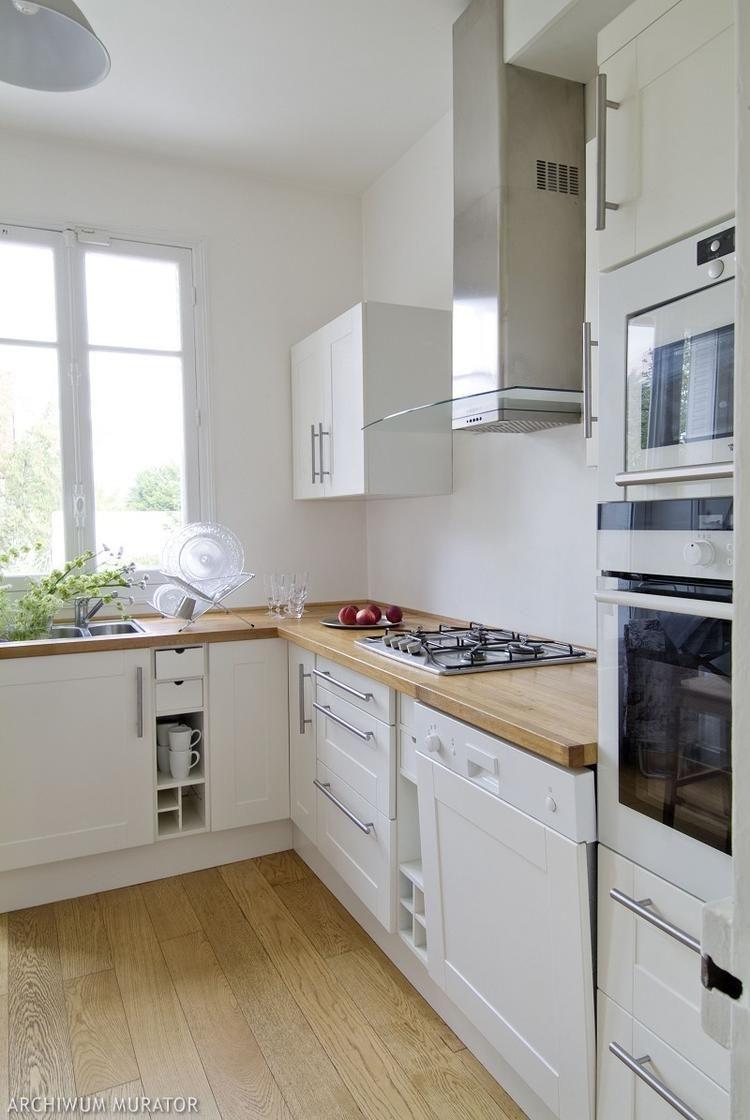Kuchnia Ikea Inspiracje Szukaj W Google L Shape Kitchen Layout Kitchen Layout Diy Countertops