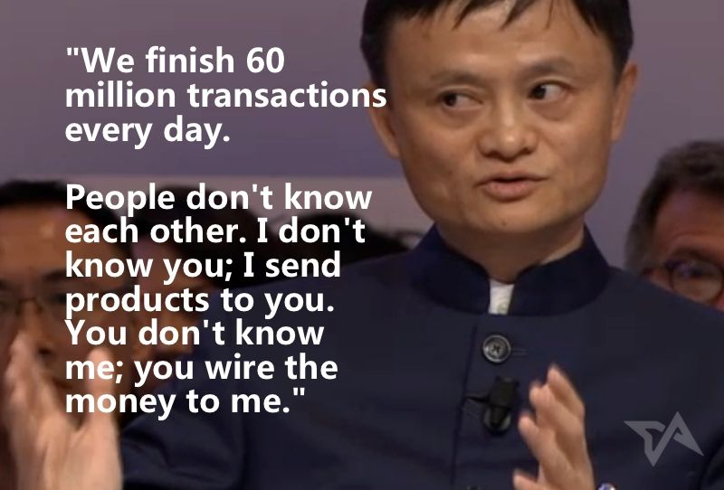 Top 15 Best Quotes From Jack Ma S Interview At Davos China Org Cn