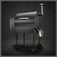 Traeger Junior Grill (BBQ055) | Traeger Wood Pellet Grills