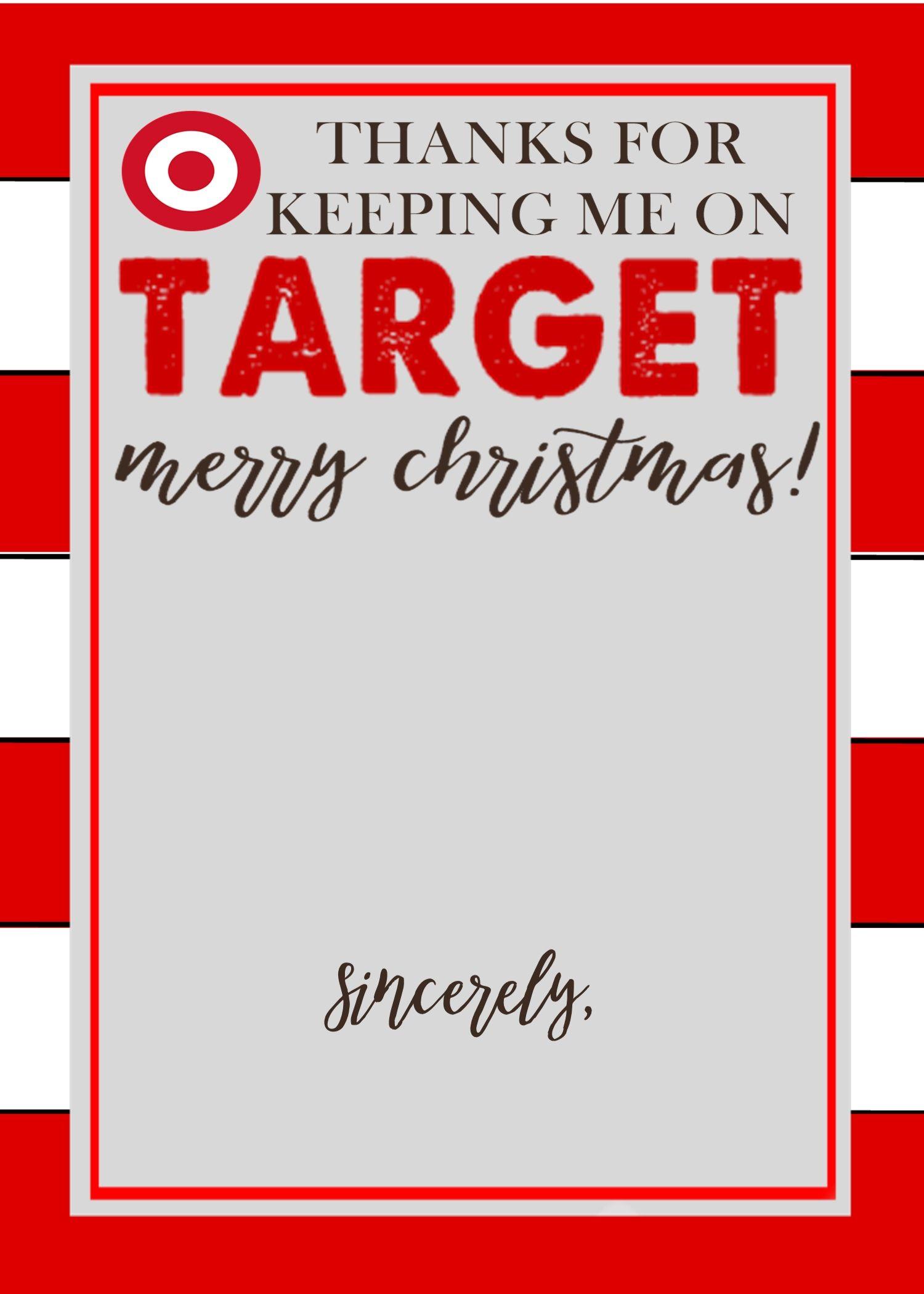 Christmas gift card holer free printables crisp