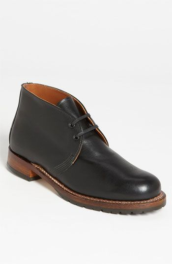 1c33455adf5 Red Wing  Beckman  Chukka Boot (Online Exclusive) available at Nordstrom. A  tuxedo with Chukkas for the groom  Yeah