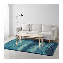 IKEA - SÖNDERÖD, Teppe, lang lugg, , Den tette, tykke luggen demper lyd og kjennes myk under føttene.Slitesterkt, flekkbestandig og lettstelt, siden teppet er laget av syntetfiber.