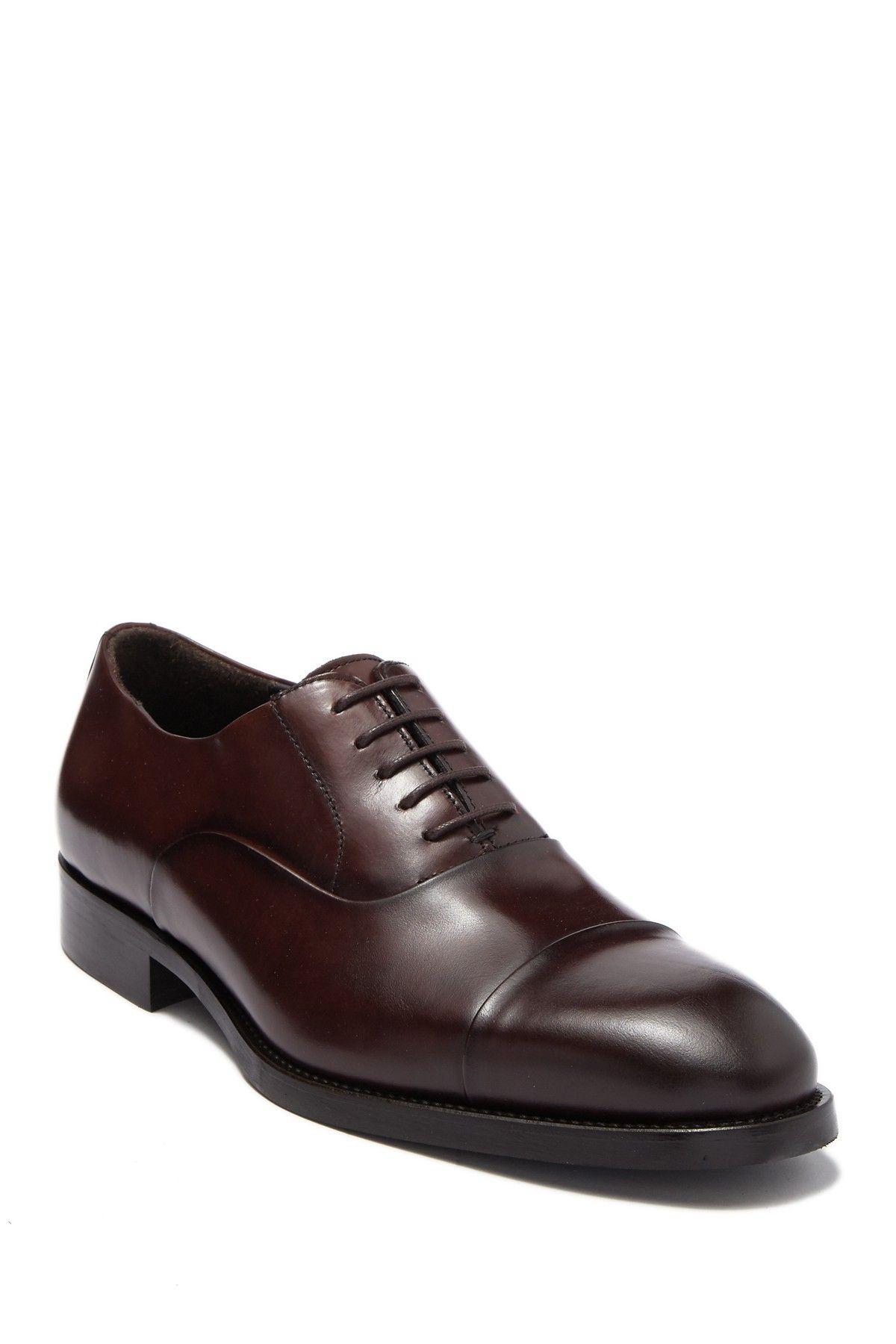 To Boot New York | Beragamo Leather Oxford #nordstromrack