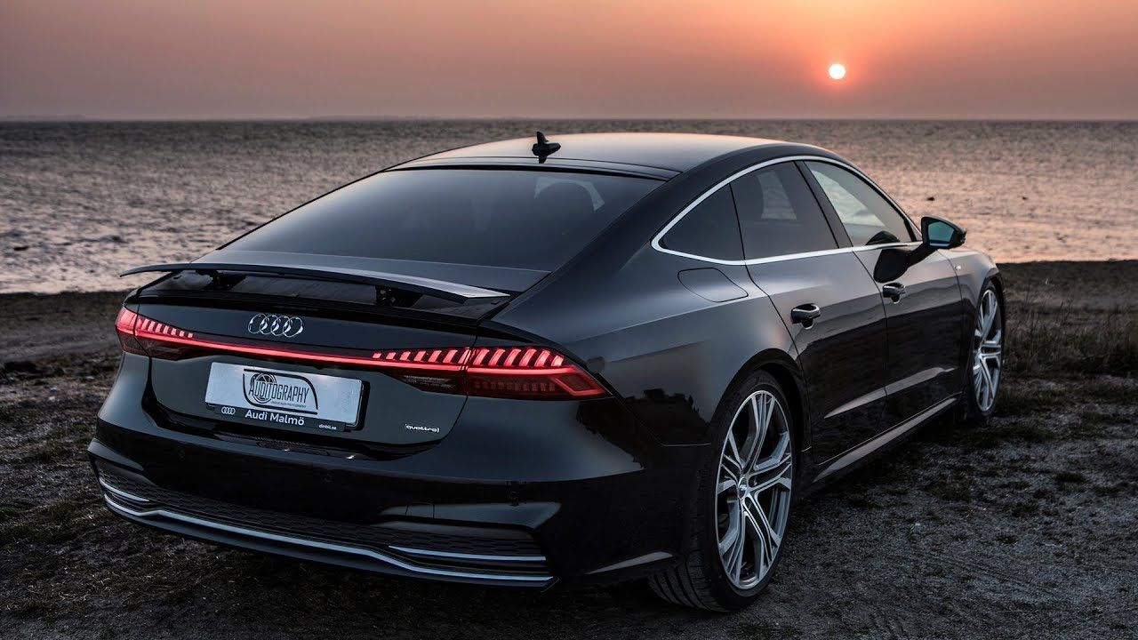 Audi By The Beach The New A7 Audi A7 Beach Luxury Luxurycars Luxurylife Audi A7 Sportback Audi A7 A7 Sportback