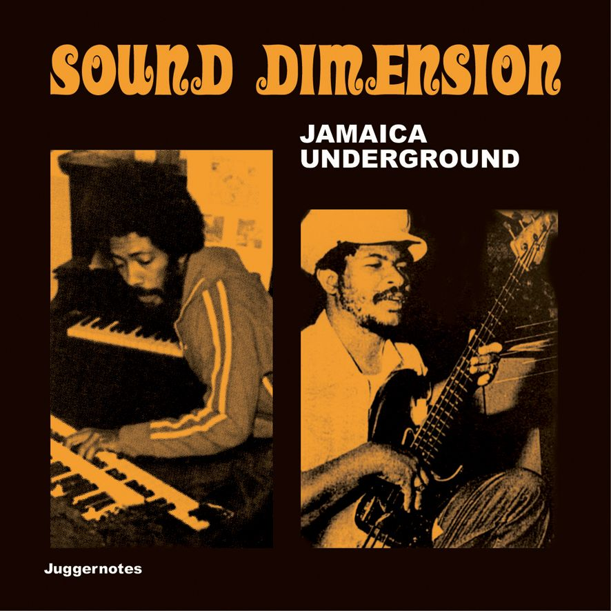 SOUND DIMENSION Jamaica Underground