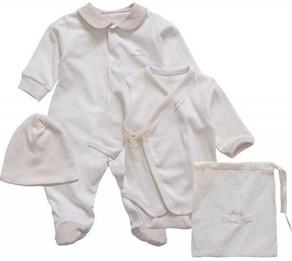Set para recién nacido.