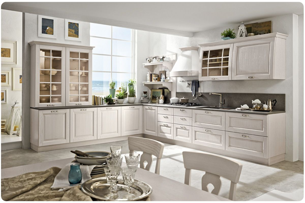Cucine classiche componibili Stosa Bolgheri - Acquistabile in ...