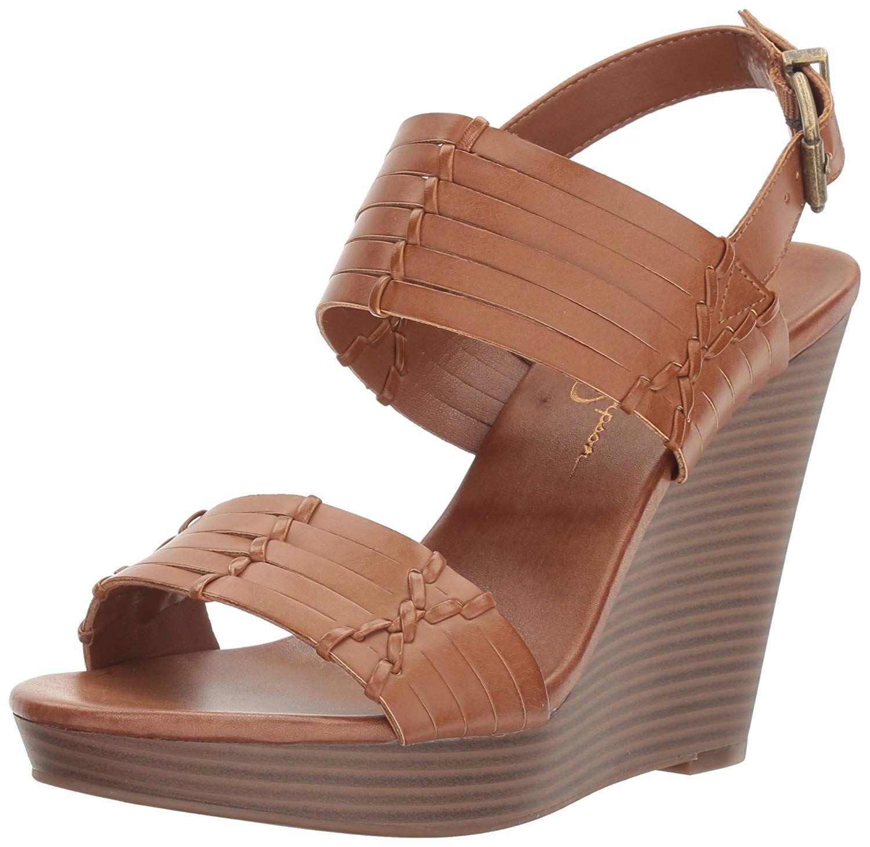 6538a816f1a5 Sunglasses · Footwear · Stylish · Handbags · Heels · Jessica Simpson Women s  Jayleesa Wedge Sandal. Cute wedge sandal Jessica Simpson is famous for her