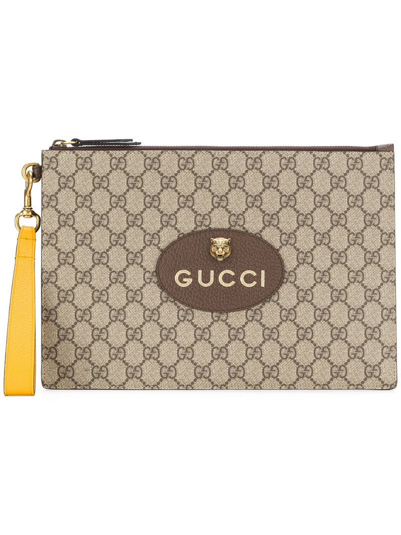 1d394d94 GUCCI . #gucci #bags #shoulder bags #clutch #leather #hand bags ...