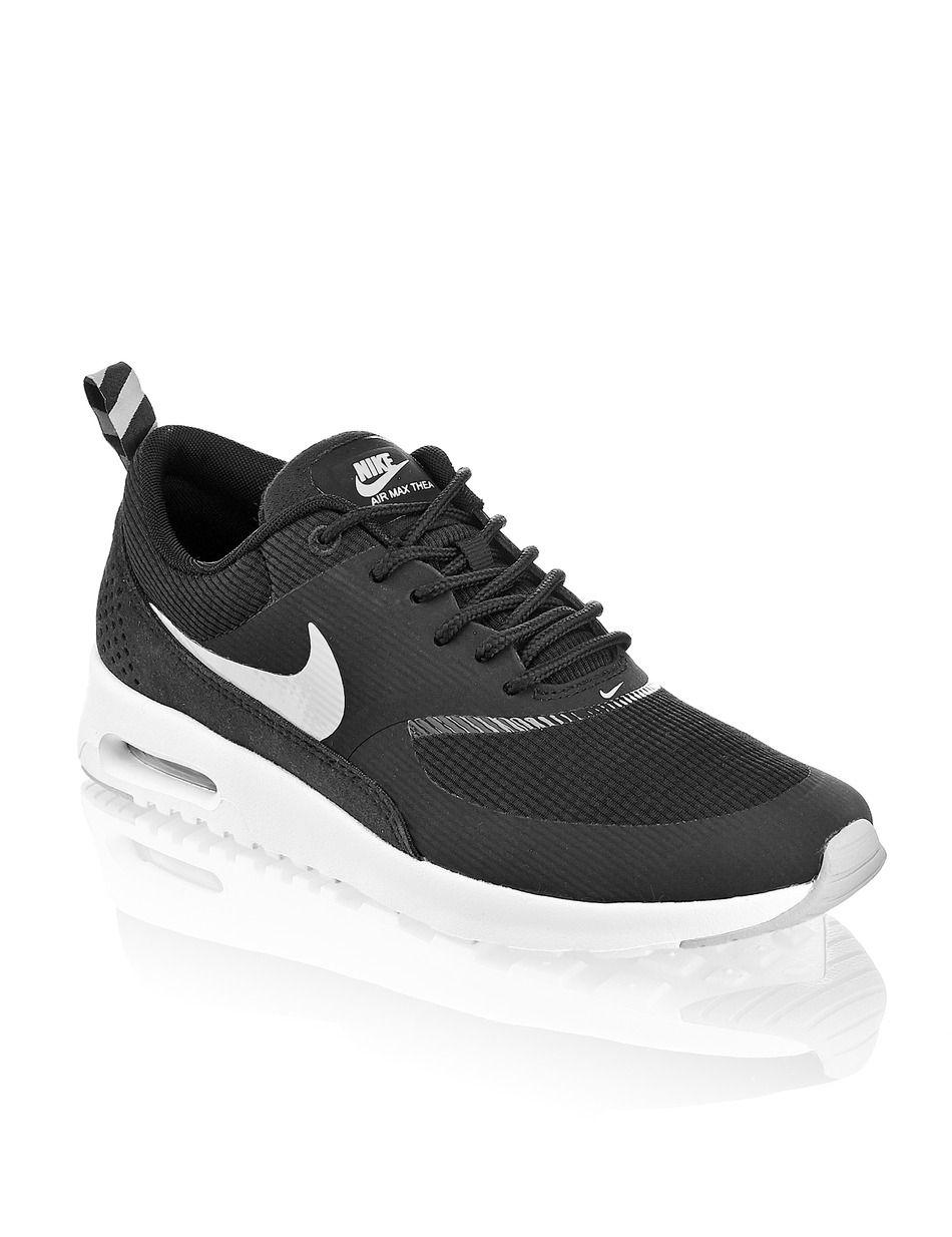 Humanic Black Nike Air Max Thea Http Www Humanic Net At Damen Schuhe Sneaker Nike Air Max Thea Schwar Schuhe Damen Nike Air Max Thea Schwarz Nike Air Max